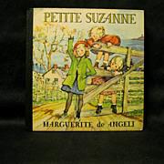 Petite Suzanne, 1937 de Angeli book