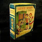 Box of Mid Century Unused Nursery Rhyme Greeting Cards