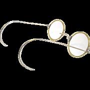 Antique victorian Spectacles