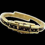 Swiss Made Elegant 1950s Pedre Ladies Watch Enamel Constellation Design