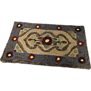 SOLD HOOKED RUG