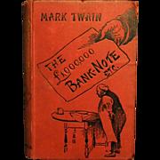 MARK TWAIN: STORIES