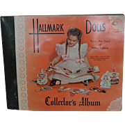 1948 Hallmark Doll Album - Land of Make Believe - COMPLETE