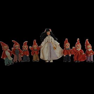 Baps Snow White and the Seven Dwarfs