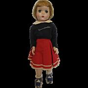 1950's M.A. Annabelle Doll - all orig.