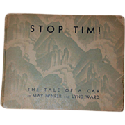 Stop Tim! The Tale of a Car Rare Children's Book