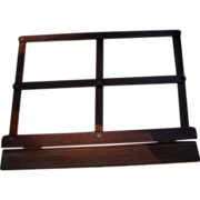Folding Wooden Music Stand for Piano 1900's