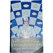 The Little Book of Excellent Recipes Mystery Chef for Davis Baking Powder
