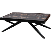 Castro Convertible Coffee Table to Dining Table 1960's