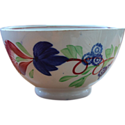 Gaudy Stick and Spatter Waste Bowl Baker and Co