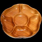 SALE Monkeypod Wood Lazy Susan/Rotating Tray