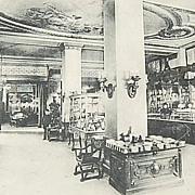 SALE 1909 Maillard's Chocolates ~ Bon Bons & Novelties Real Photo Postcard