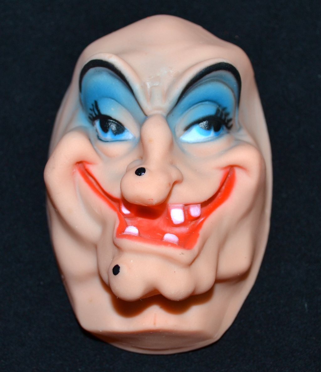 Old Witch Face For Crafts ~ 8 Available
