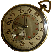 18k Pocket watch with Stand