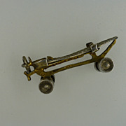 Ancient Roller SKATE Charm / Pendent.......