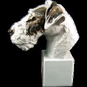 Rosenthal Terrier Dog Porcelain Figure