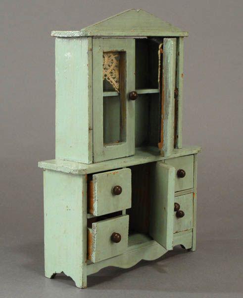 Early Kitchen Cupboard