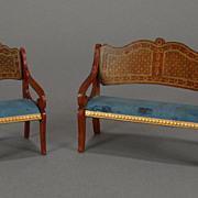 German Parlor Furniture