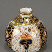 Royal Albert Crown China Brush Pot
