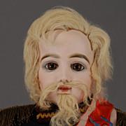 Portrait Jumeau Fashion Soldier