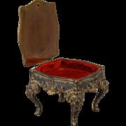 Table-form Jewel Box