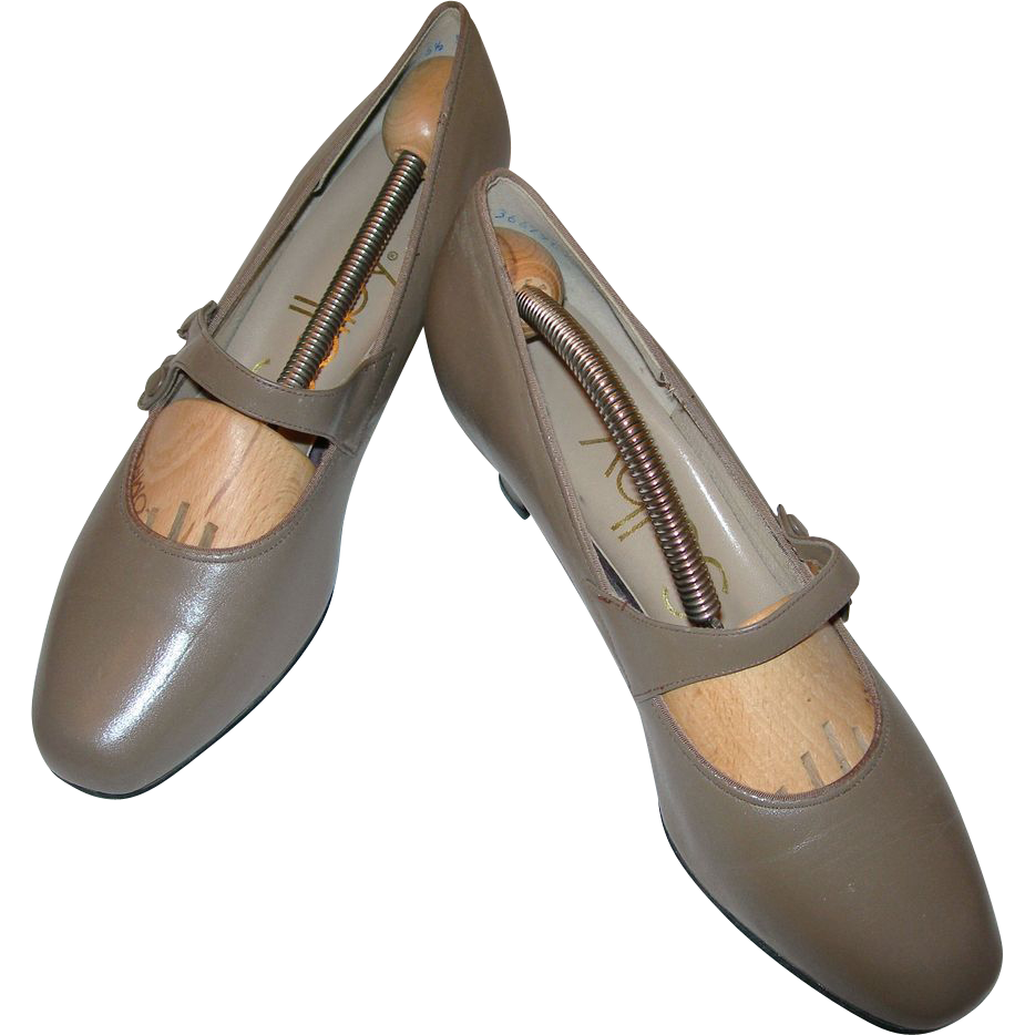 Vintage Selby Dress Shoes