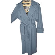 REDUCED Vintage Trench Coat with Removable Lining