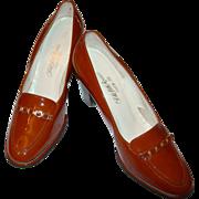 REDUCED Vintage Saks Fifth Avenue Career Shoe