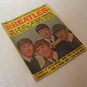 SOLD All About The Beatles No. 1 Fan Magazine YOPU Press, Inc., 1964