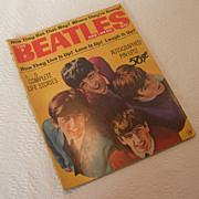 1964 June TEEN TALK Magazine GD- 1.8 Beatles John Lennon