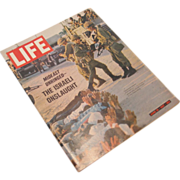 SALE Life Magazine Featuring The Beatles June 16, 1967