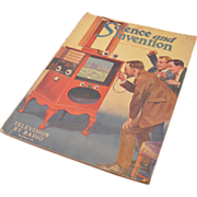 SOLD Science and Invention Magazine July 1922