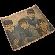 REDUCED Vintage Leo Jensen Beatles Litho
