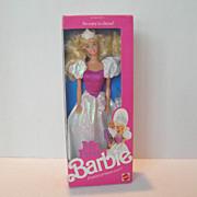 "REDUCED My First Barbie ""Prettiest Princess Ever"" circa 1989"