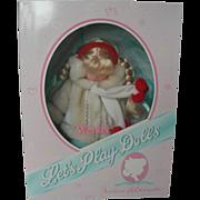 Vintage Madame Alexander Winter Wendy Doll NRFB