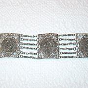 Etruscan Filagree Bracelet