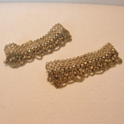 Pair of North African Anklets