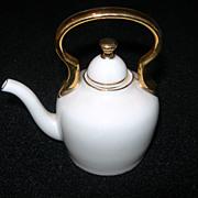 Mini Porcelain Tea Pot