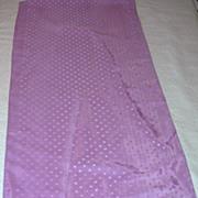 SALE Vintage Lavender Scarf