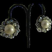 SALE Alice Caviness Clip on earrings