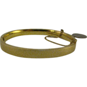 Gold filled Bangle Ballou