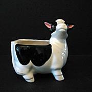 Scrubby Holder Kitchen Cow Vintage