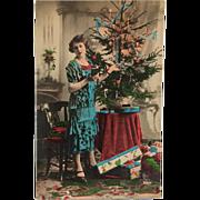 Tinted French Deco Christmas