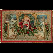 Santa With A Heart