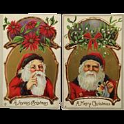 Lot of Two-  Double Santa Magic
