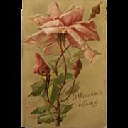 SALE Catherine Klein Postcard - St. Valentine's Day Offering