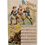 SOLD Yankee Doodle Dandy Fife And Drum Corps