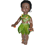 SALE African Native Doll