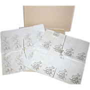 Cocktail Napkins in Original Package
