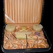 Dresser Vanity Set with Case